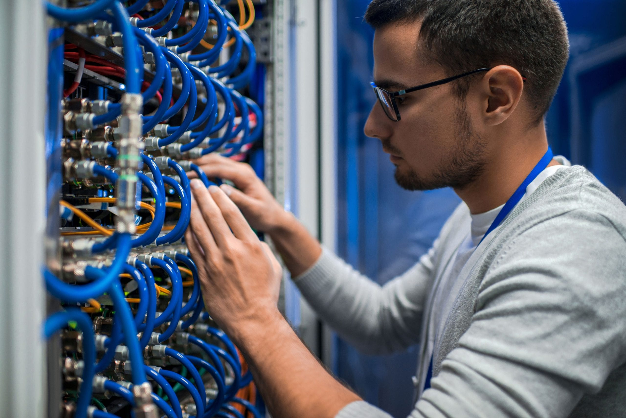 cloud based server